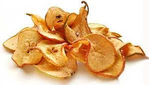 Как в домашних условиях засушить яблоки