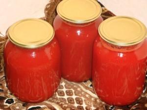 как приготовить правильно томатный сок