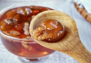 Виноградное варенье с орехами - интересный рецепт