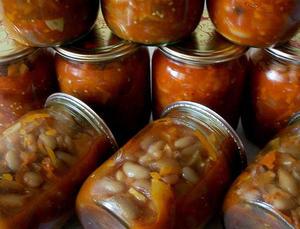Рецепт баклажан с морковью в желе