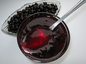 Как варить пятиминутку из черной смородины