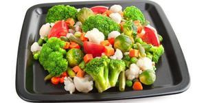 Рецепт салата из цветной капусты с брокколи на зиму