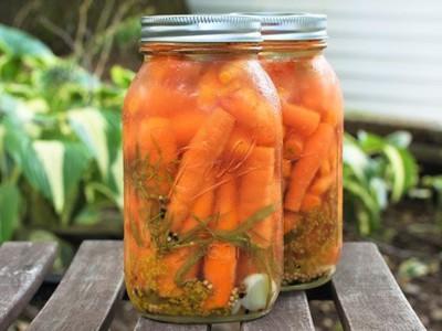 Как заготовить морковь на зиму - Заготовки на зиму