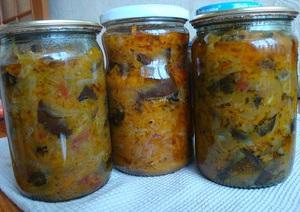 солянка на зиму в банках рецепты с капустой и огурцом