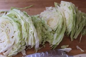 Как правильно шинковать капусту для маринования