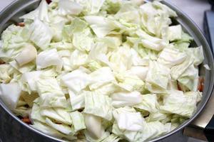 Маринованная капуста кусочками  - как приготовить?