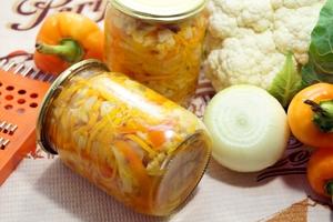 Капуста Перечная - рецепт пряной маринованной капусты