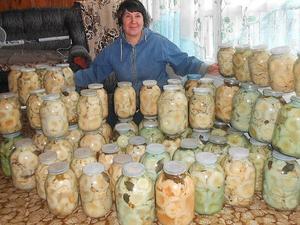 Описание способов засолки грибов на зиму в домашних условиях