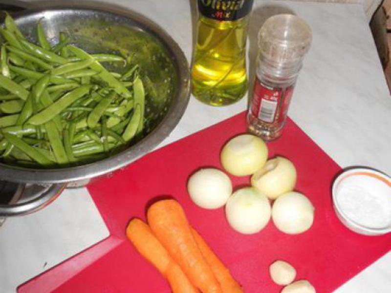 Спаржевая фасоль рецепты приготовления