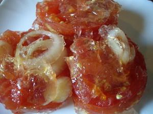 Вкусная заготовка из помидоров