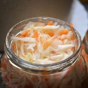 Рецепт приготовления капусты