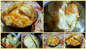 Капуста в горячем рассоле - быстрый рецепт вкусной капусты