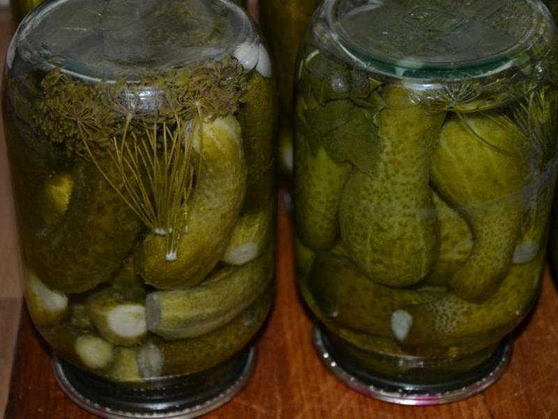 Огурцы маринованные сладкие хрустящие рецепт