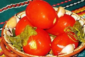 Вкусные помидоры в зиму
