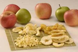 Как сушить яблоки просто