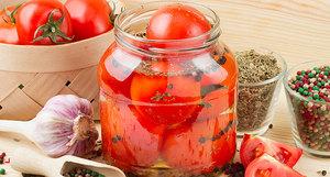 Как консервировать помидоры