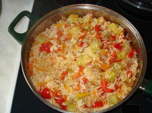 Рис с кабачком заморозить на зиму