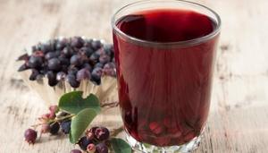 Вино из ягод ирги