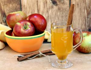 как сделать яблочный сок дома