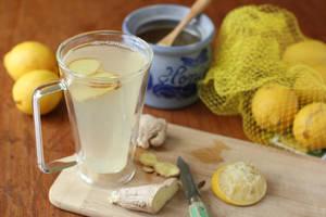 Рецепт имбиря с лимоном и медом