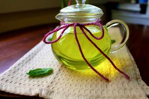 Мятный сироп в домашних условиях - Статьи
