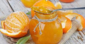 Джемы апельсиновые