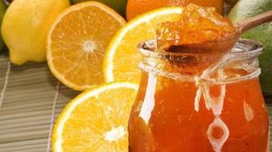 Апельсиновый Джем и Цукаты