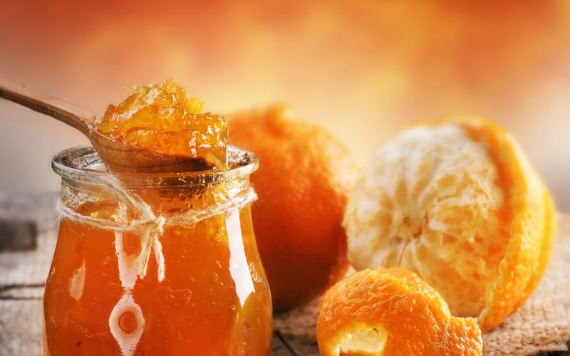 Варенье из цитрусов в хлебопечке