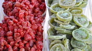 Как делать фруктовые цукаты