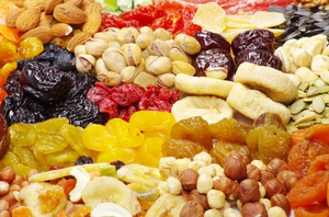 Как делать цукаты из овощей и фруктов