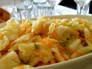 Рецепты капусты по-корейски кусками