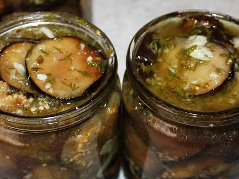 Острые баклажаны на зиму рецепты приготовления
