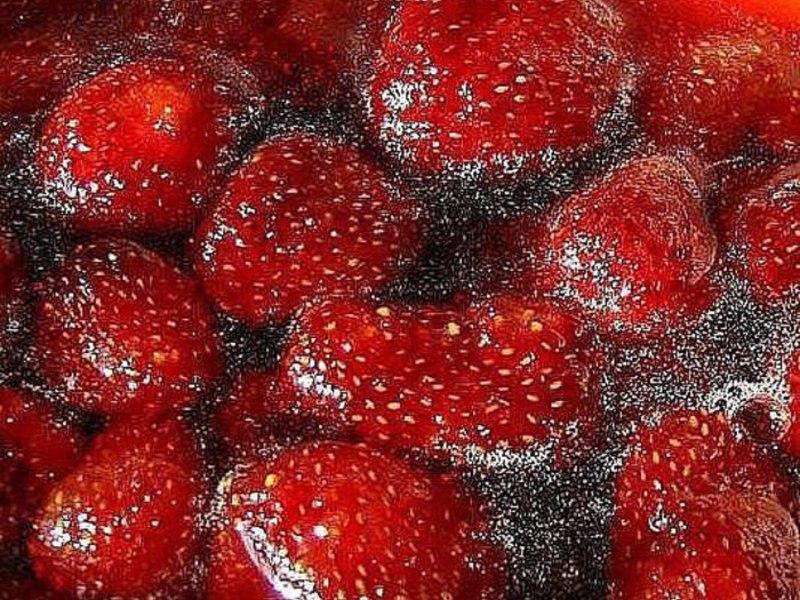 Как сварить варенье из клубники чтобы остались витамины