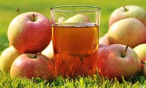 Полезные свойства натурального яблочного сока
