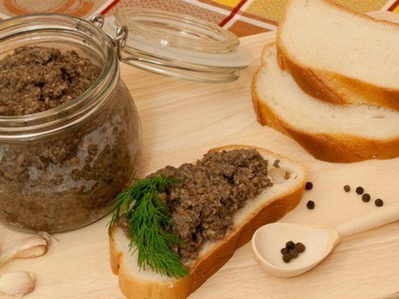 Рецепт икры из грибов с луком и морковью