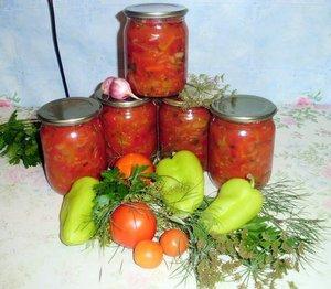 Болгарский перец салаты на зиму какие можно сделать
