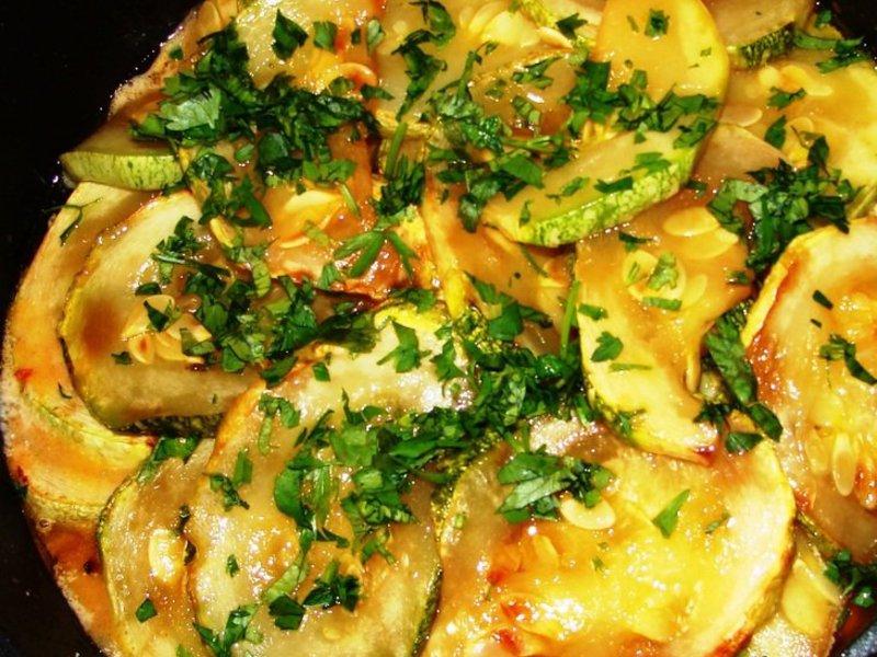 Блюда с кабачка рецепты простые и вкусные в духовке