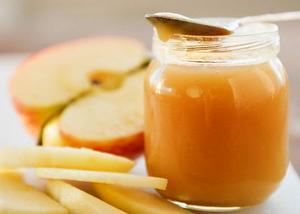 Яблочное пюре на зиму - вкусный рецепт