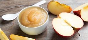 Яблочное пюре на зиму - вкусная консервация